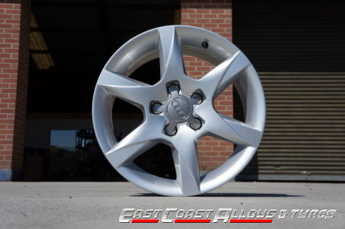 "Original Audi Alloy Wheel 16"""