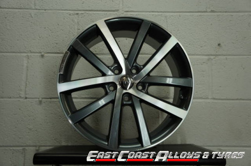 picture of riva avs alloy wheel
