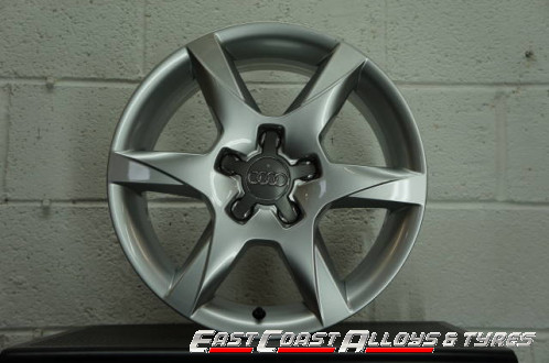audi original alloy wheels