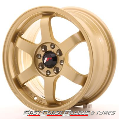 JAPAN RACING 16X7 GOLD JR3