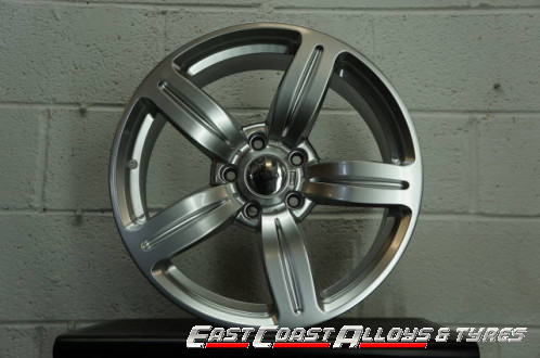 image of mve alloy wheel