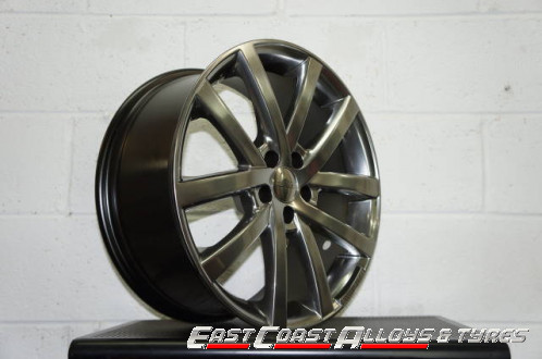 side picture of riva alloy wheel