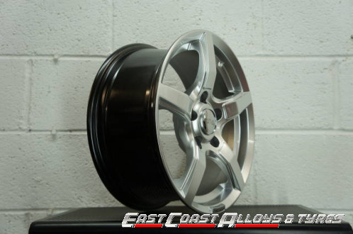 "15"" riva dbz alloy wheels"
