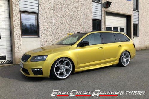 VEEMANN V-FS40 ON SKODA