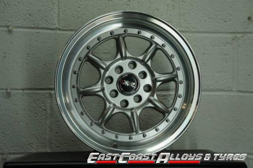 image of xxr 002 alloy wheel