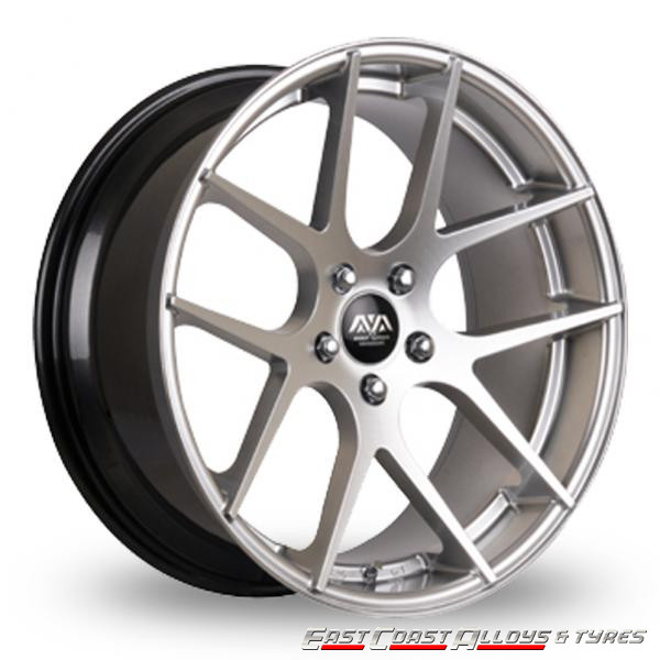 Ava Memphis Alloy Wheels East Coast Alloys Amp Tyres