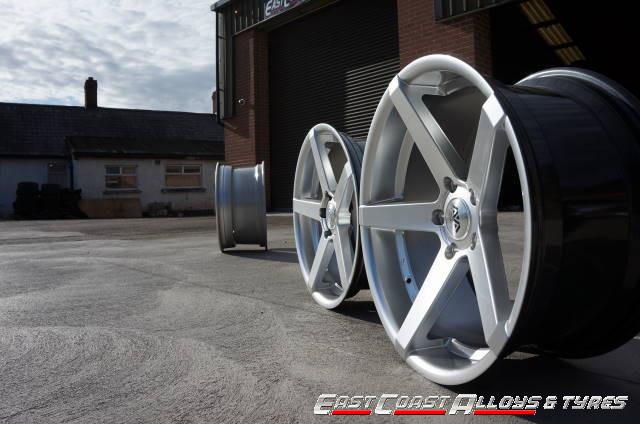 Ava Miami Alloy Wheels East Coast Alloys Amp Tyres