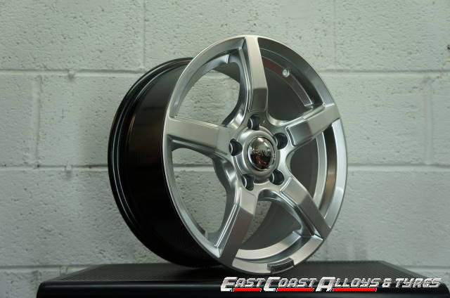 15 U0026quot  Riva Dbz Alloy Wheel 5x112 Pcd