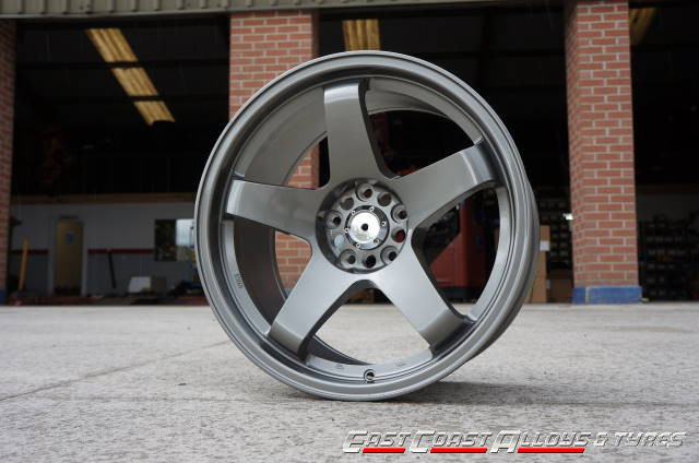 ST-15 Japanese style alloys for Euro cars | East Coast