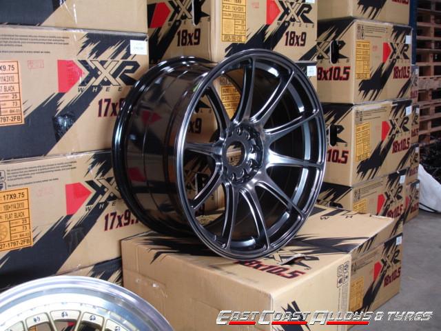 Xxr 527 East Coast Alloys Amp Tyres