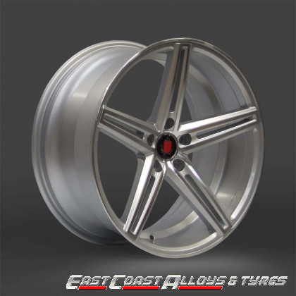 AXE EX14 ALLOY WHEEL IMAGE SILVER