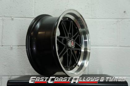 axe ex4 wheel black