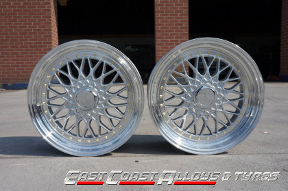 "17"" DRS alloy wheels"