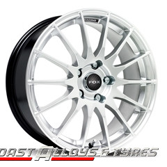 Fox FX004 15x6.5 et38 HS Alloy Wheel