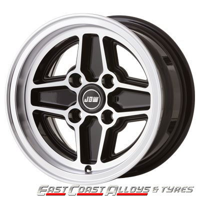 FORD RS4 13X7 ALLOYS