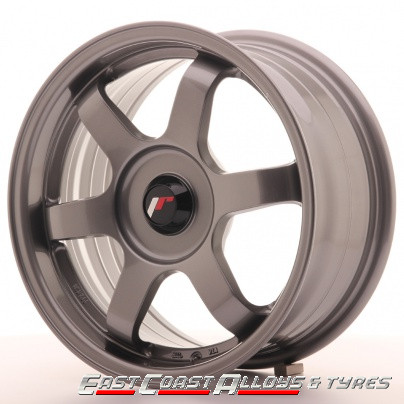 JAPAN RACING JR3 15X7  BRONZE (BLANK)