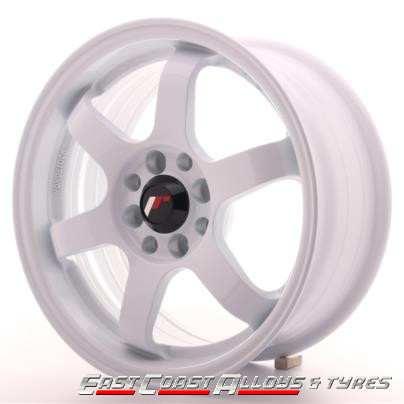 JAPAN RACING JR3 WHITE