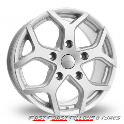 ROMAC-COBRA ALLOY WHEEL