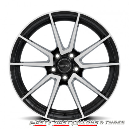 ROMAC AIR ALLOY WHEEL