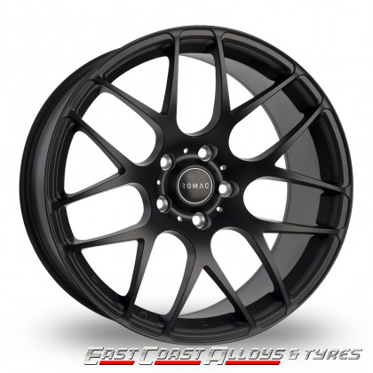 ROMAC RADIUM SATIN BLACK ALLOY