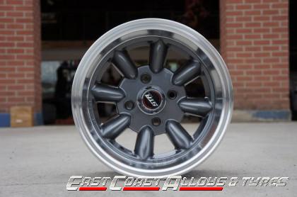Superlight alloy wheel image
