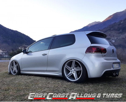 VEEMANN V-FS31 IMAGE ON A VW GOLF
