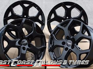 FOX VIPER 4 GLOSS BLACK 18""