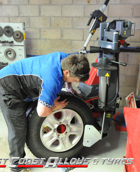 Tyre and Wheel Fitting