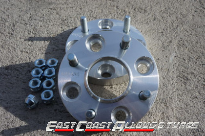 Alloy wheel spacer kit 4x114.3 20mm x 2