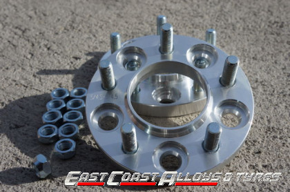 Alloy Wheel spacer 5x114.3 20mm x 2