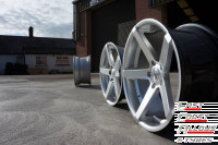 "AVA Miami 19"" alloy wheel - front and rear pic"