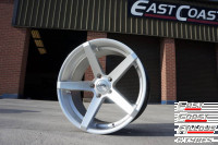 "AVA Miami 19"" alloy wheel - front picture"