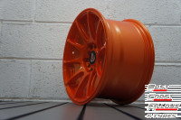Axe EX8 alloy wheels side picture
