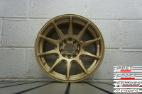 AXE EX8 alloy wheel front pic