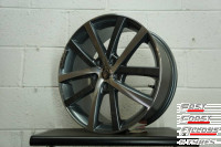 riva alloys side view of alloy wheel