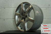 original audi alloys