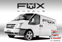 Fox Viper alloy on van image
