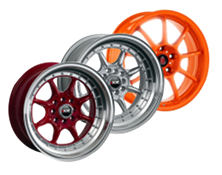 Buy Alloy Wheels at East Coast Alloys